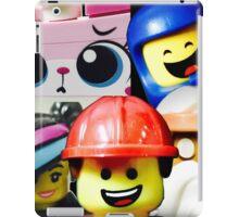 Cos we're Happy! iPad Case/Skin