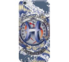 PISCES Aquatic Zodiac sign iPhone Case/Skin