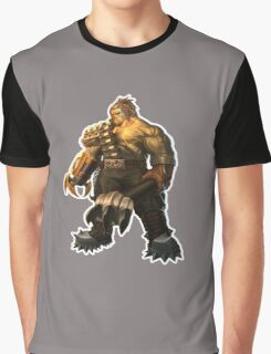 Runion the beast master.  Graphic T-Shirt
