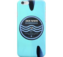 Jack White Blunderbuss iPhone Case/Skin