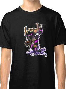 Vex, the martial arts expert. Classic T-Shirt