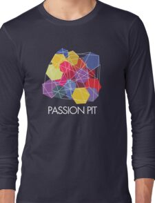"""Passion Pit - """"Chunk of Change"""" Long Sleeve T-Shirt"""