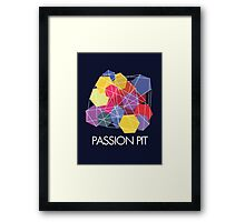 """Passion Pit - """"Chunk of Change"""" Framed Print"""