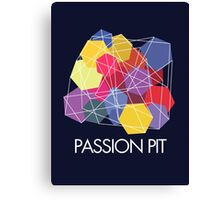 "Passion Pit - ""Chunk of Change"" Canvas Print"
