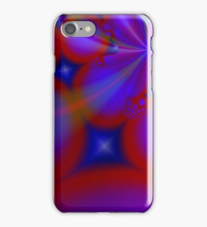 Happy Jellyfish iPhone Case/Skin