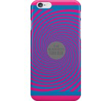 Turn Blue iPhone Case/Skin