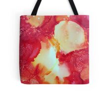 Flame of Heart Tote Bag