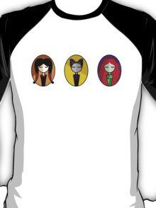 Set: Catwoman, PoisonIvy & HarleyQuinn T-Shirt