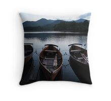 Keswick Cumbria Throw Pillow