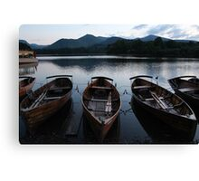Keswick Cumbria Canvas Print