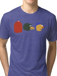 Don't Hug Me I'm Scared Tri-blend T-Shirt