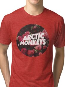 Artic Monkeys Tri-blend T-Shirt