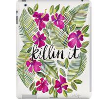 Killin' It – Tropical Pink iPad Case/Skin