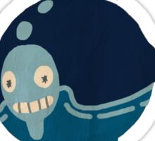 Blu Zöe Sticker