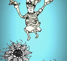 Free Falling by Nancy  Clothier
