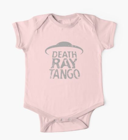 Death Ray Tango Logo One Piece - Short Sleeve