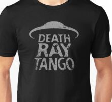 Death Ray Tango Logo Unisex T-Shirt