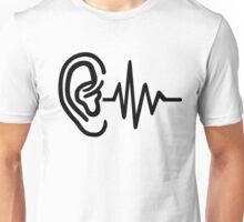 Ear frequency Unisex T-Shirt