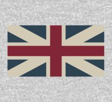UK Flag by Paducah