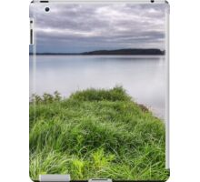Green Island - a different perspective. iPad Case/Skin