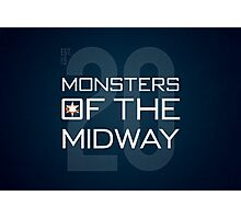 Monsters of the Midway Photographic Print