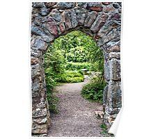 Secret Garden.  Poster
