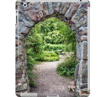 Secret Garden.  iPad Case/Skin
