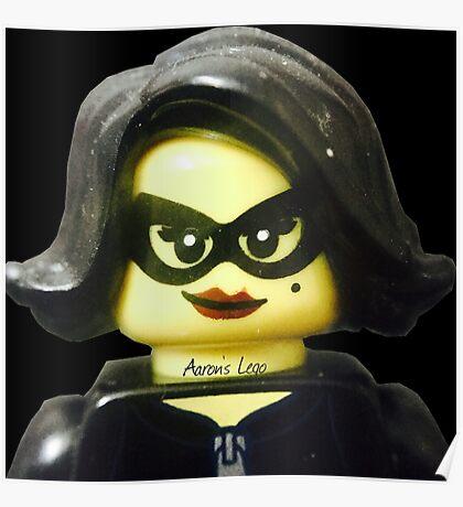 Lego Jewel Thief Poster