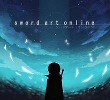 Sword Art Online Poster  by SAO2
