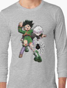 hunter x hunter epic Hunter X Hunter Long Sleeve T-Shirt