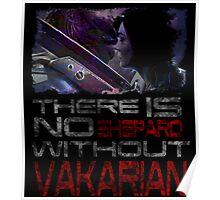 Mass Effect - Shakarian Poster