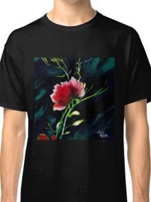 Red Flower New Classic T-Shirt