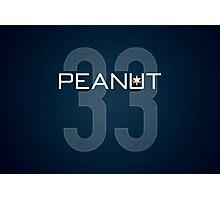 Peanut Photographic Print