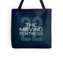 The Moving Fortress Tote Bag