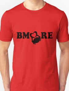 BMORE Loves Crabs Unisex T-Shirt