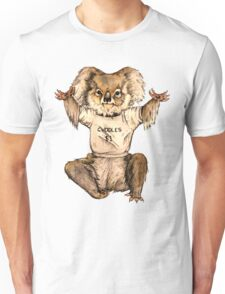 Cuddle Koala Unisex T-Shirt