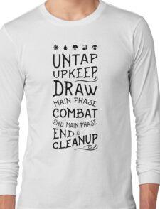 Magic phasing Long Sleeve T-Shirt