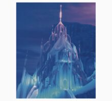 Elsa's Ice Castle by andrewjacob