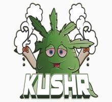 Bubba Kushr Logo One Piece - Short Sleeve