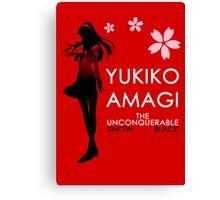 Yukiko Amagi - Persona 4 Canvas Print
