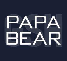 Papa Bear Kids Clothes
