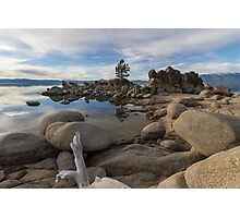 East Shore of Lake Tahoe Photographic Print