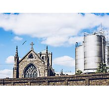 Church & State Photographic Print