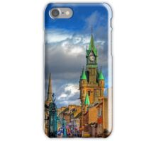 Dunfermline High Street iPhone Case/Skin