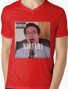 Filthy Frank Life Hacks Mens V-Neck T-Shirt