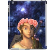 Link Galaxy Print iPad Case/Skin
