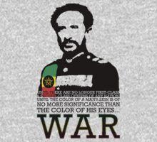 H.I.M Haile Selassie Kids Clothes