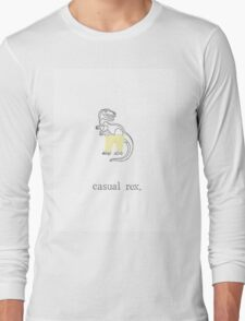 Casual Rex Long Sleeve T-Shirt