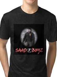 SAAD BOYZ [CS:GO] Tri-blend T-Shirt