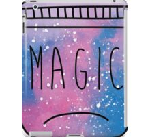 Magic jar. iPad Case/Skin